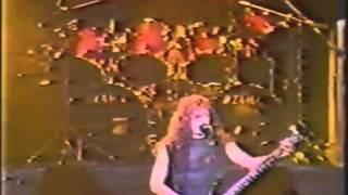 Slayer - Raining Blood & Angel of Death (Live in Ritz, 1986) | EXTREME AUDIO UPGRADE
