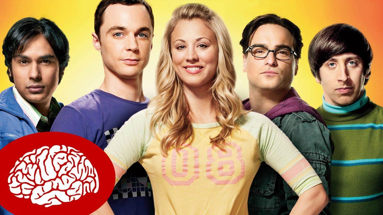 11 Unglaubliche Fakten über The Big Bang Theory Youtube