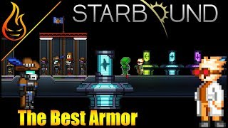 The Best Armor in Starbound 1.3