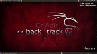 BackTrack Tools : dnsenum