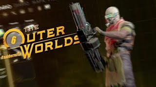 ¿Amenaza robot? Pues vale...   The Outer Worlds w/ Taxi