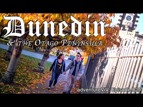 Dunedin and The Otago Peninsula