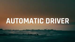 La Roux - Automatic Driver (Lyrics)