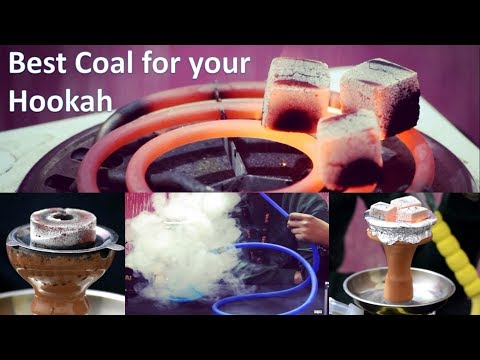 Types of Hookah Charcoals in India | Magic Coals, Silver Brick Coals & Coconut Coals