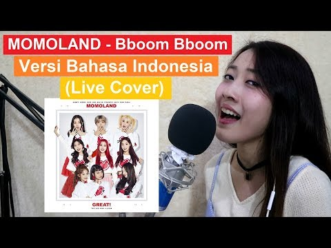 (Live Cover) MOMOLAND - Bboom Bboom [versi Indonesia] By Angelyn