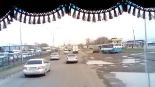 Дальнобой.Алматы город бешеных автобусников.Алтын Орда.
