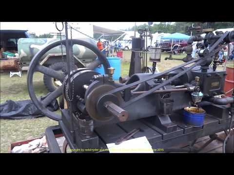 Ed's Rig 2 HP Boiler And Steam Engines At The Orange Show In 2011 & 2015