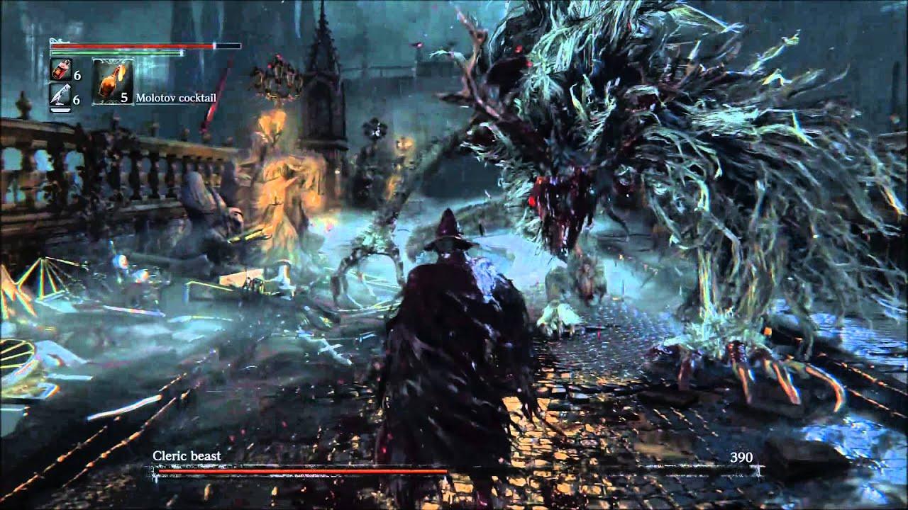 ArtStation - Cleric Beast (Bloodborne Fanart), Plutus Su ...
