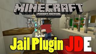 JDEnterprise MCPE: Jail Plugin Showcase!