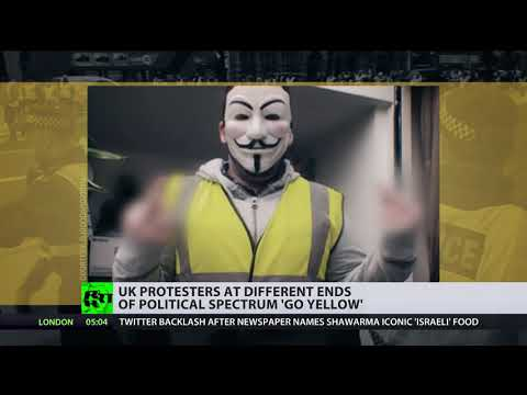Yellow Vests fever spreads to UK; in what way is it different from France?