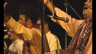 Fareed Ayaz Qawwal & Brothers(Pakistan) 2009 in Riga, Latvia - 2 songs - 24 min.wmv