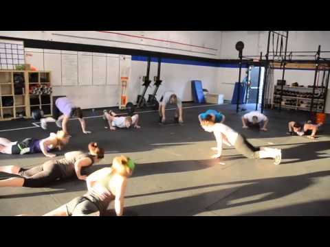 CrossFit - Rob Miller Time: The Warm-Up