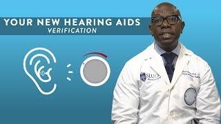 New hearing aids: pt. 2 aid verification - slucare audiology