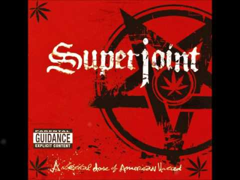 Superjoint Ritual - The Knife Rises (HQ)