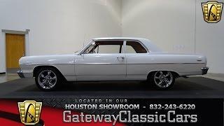 761 HOU   1964 Chevrolet Chevelle   Gateway Classic Cars Houston