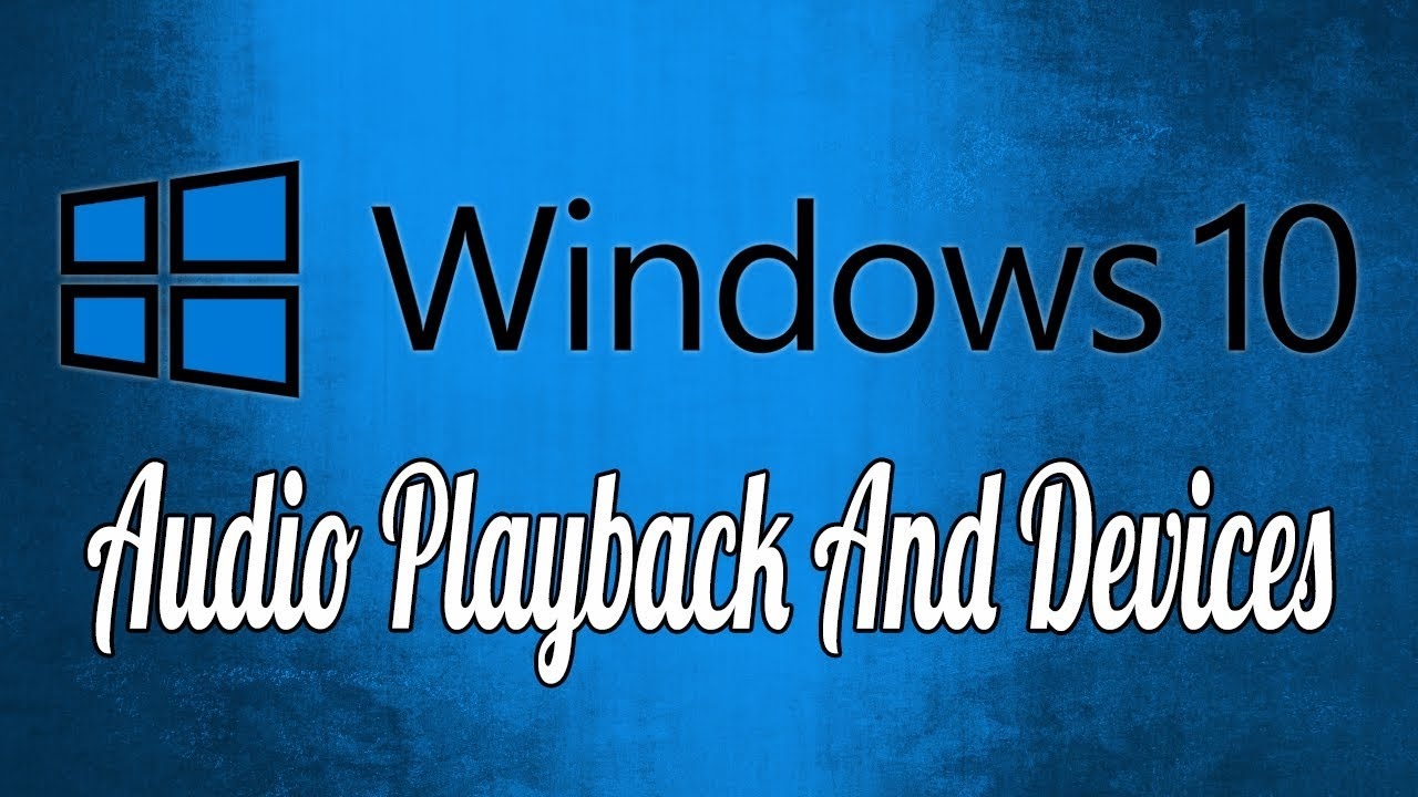 05a6443131c How to Change Your Audio Playback and Recording Devices on Windows ...