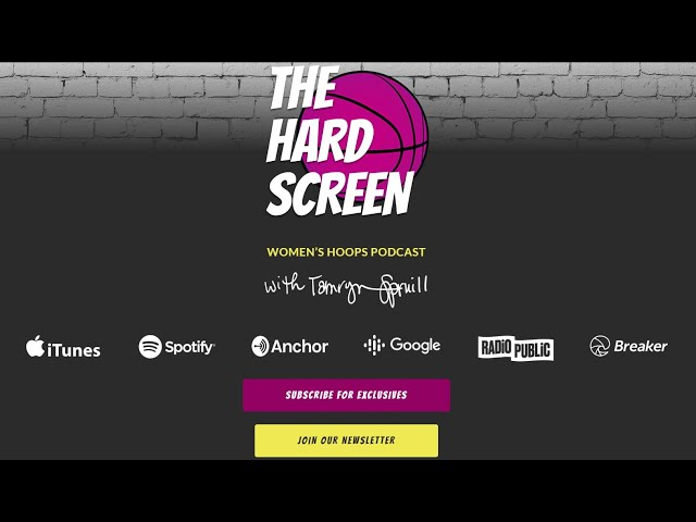 The Hard Screen - WordPress Web Design