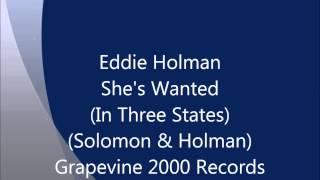 Eddie Holman - She