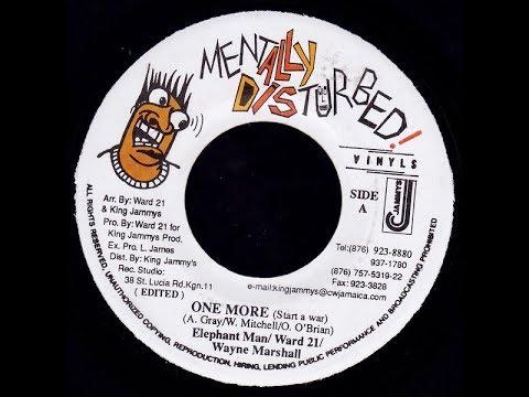 Elephant Man & Ward 21 & Wayne Marshall - One More mp3