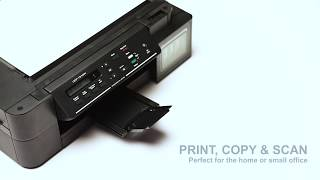 Brother DCP-T510W No more worries about ink cost
