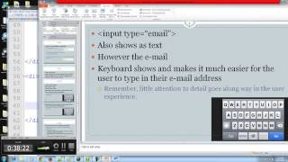 CPT373 fall 2013 intro to HTML elements and Wireframes Mp3
