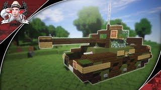 Minecraft: WW2 Comet 1 (A34)   Cruiser Tank Tutorial