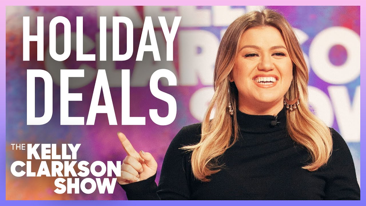 Kelly's Exclusive Holiday Deals