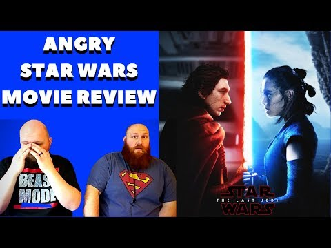 STAR WARS: THE LAST JEDI REVIEW (SPOILERS!!!)