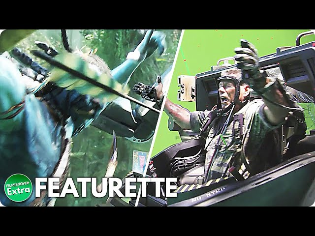AVATAR (2009) | All Behind the Scenes Featurettes (Part1/3)