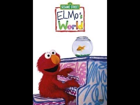 Elmo S World Dancing Music Books 2000 Dvd