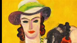 Henri Matisse (1869 - 1954) - Part XX   - A collection of paintings from 1929   to 1936.
