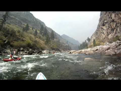 Middle Fork, Salmon River, 2012