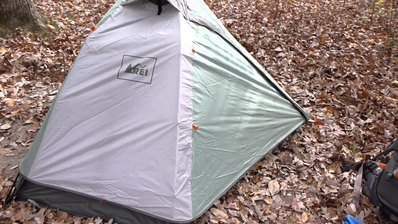 & REI Passage 1 Tent Review u0026 Setup - YouTube