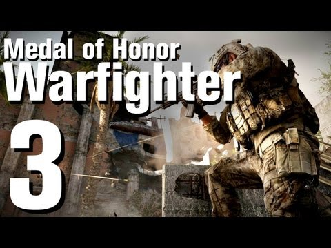 Medal of Honor: Warfighter Walkthrough Part 3 - Chapter 3: Stump