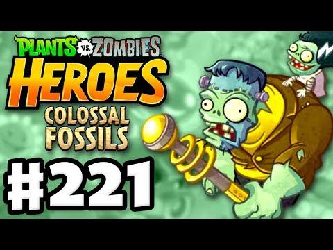 Frankentuar! - Plants vs. Zombies: Heroes - Gameplay Walkthrough Part 221