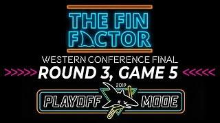 San Jose Sharks vs St. Louis Blues: Live Post-Game 5