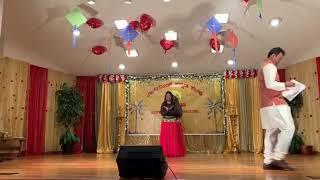 Gopala ba|| hudagi kannu|| Richmond RKS Ugadi performance 2019