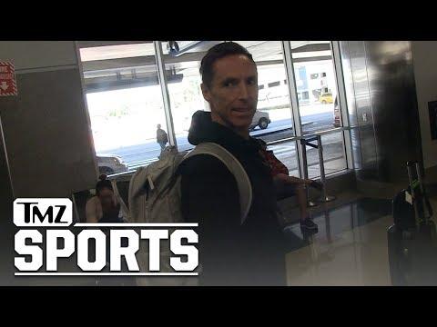 Steve Nash Says Lakers 'Definitely' Making Playoffs Next Year | TMZ Sports