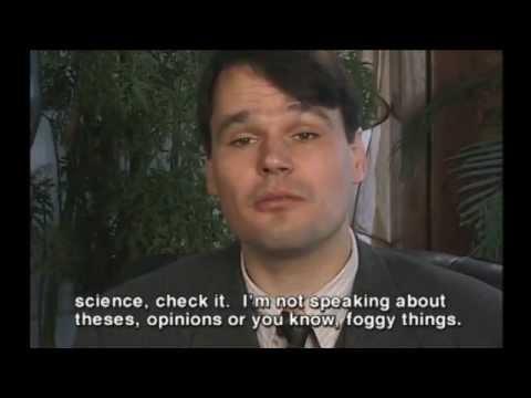 "Dr. Stefan Lanka (Snippets) ""hiv aids = death?"""
