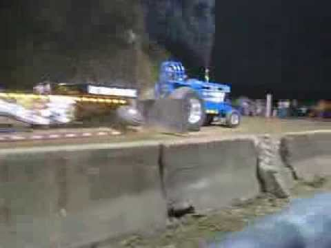 Harford Fair Tractor Pull -1