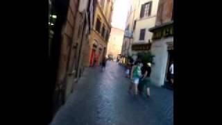 Кафе возле Пантеона(Рим)-2009(Я создал это видео на странице http://www.youtube.com/editor., 2011-01-03T14:51:24.000Z)
