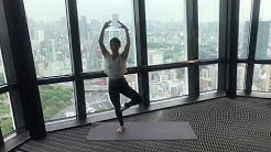 VOL.12 【STAY HOME FITNESS IN TOKYO TOWER】#MORNING BALLETONE