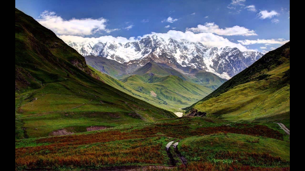 Georgien Schne Landschaften  Hotels Ferien Unterknfte