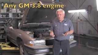 GM 3.8 Engine Noise