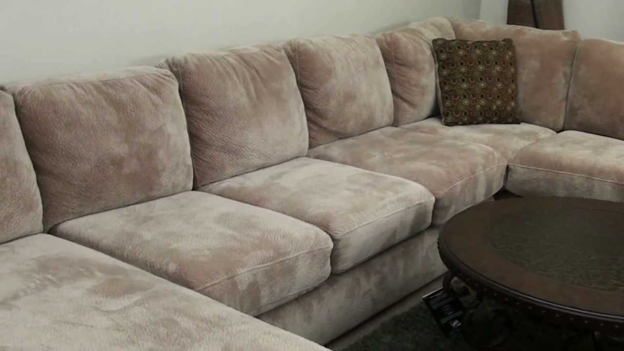 Robert Michael Closeout Sectional Floor Model Scottsdale