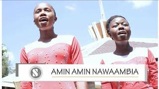Amin Amin Nawaambia | traditional | Sauti Tamu Melodies | wimbo wa kwaresma