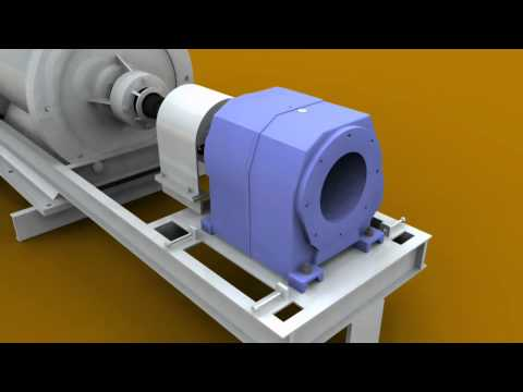 Rotary Valve Animation