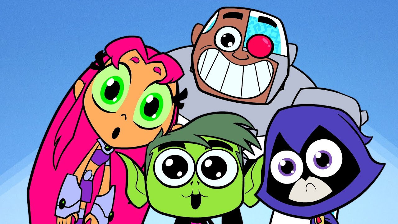 Watch Teen Titans Go Episode 1