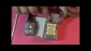 Make your Own Glitter Polish! Thumbnail