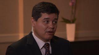 Christian Zerpa, el exjuez del Tribunal Supremo de Venezuela que huyó a Estados Unidos